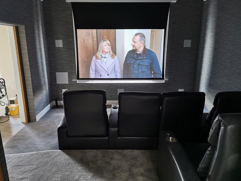 Brightav Home Cinema 2